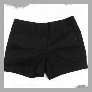 Business casual fun Black Shorts